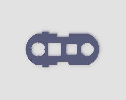 Universal Back Cap Wrench dental handpiece part for high speed handpiece repair from Premium Handpiece Parts