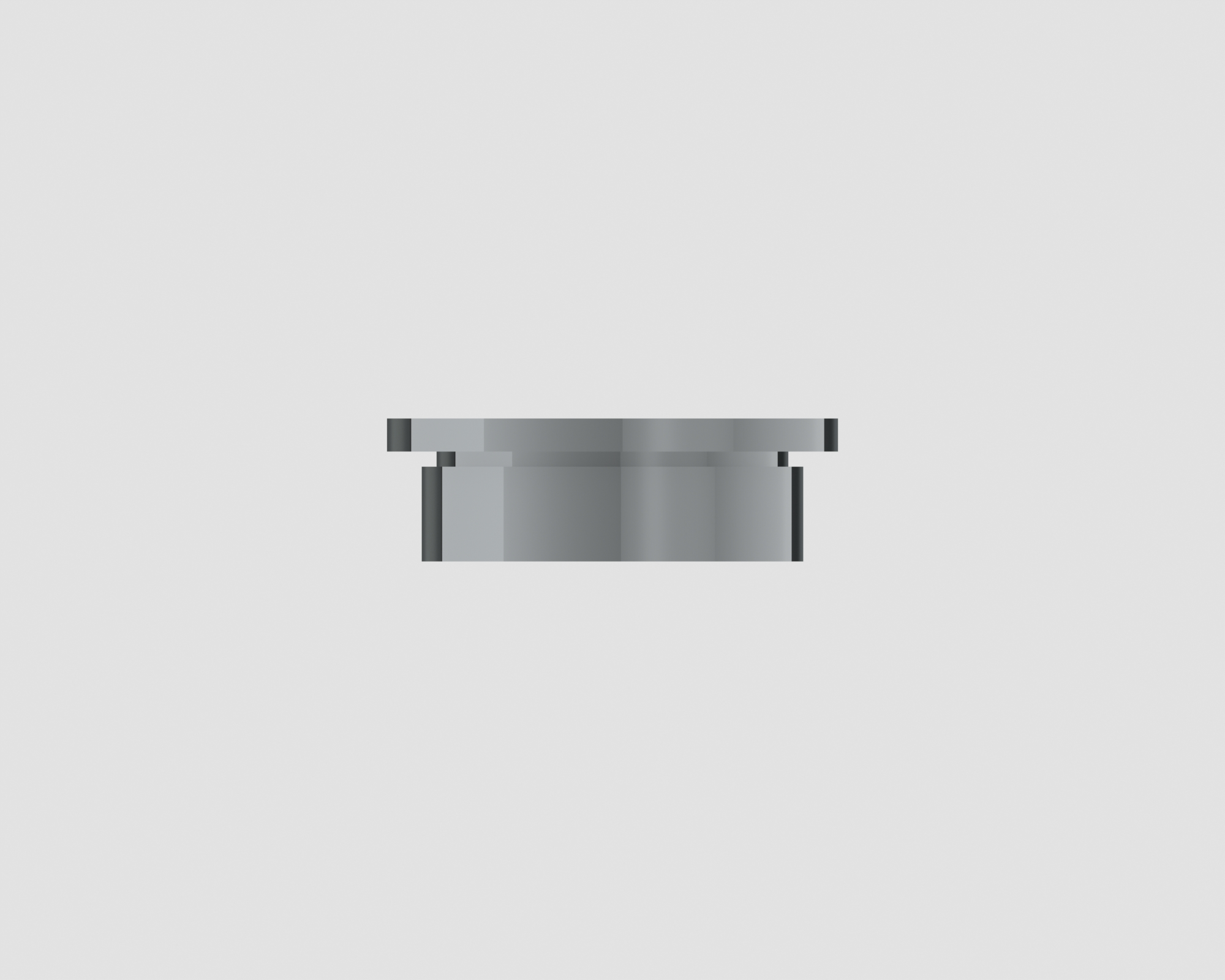 Midwest Shorty Thin Flange Turbine Bearing