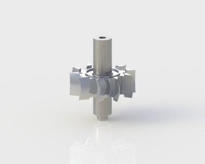 Bien Air Bora Combo for dental high speed handpiece repair from Premium Handpiece Parts