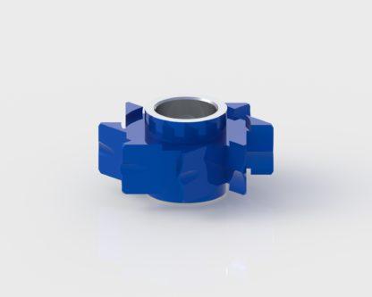 Kinetic Instruments Viper 360 Standard Impeller dental handpiece part for high speed handpiece repair from Premium Handpiece Parts