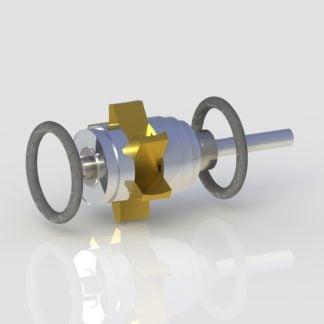 Kavo 635B 635BR 637B Turbine dental handpiece part for high speed handpiece repair from Premium Handpiece Parts