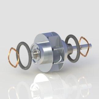 Kavo 6000B 7000B Turbine dental handpiece part for dental high speed handpiece repair from Premium Handpiece Parts