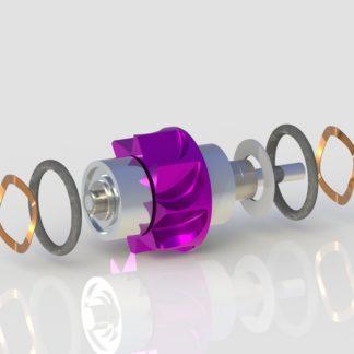 W&H TA-98 LW Turbine dental handpiece part for high speed handpiece repair from Premium Handpiece Parts